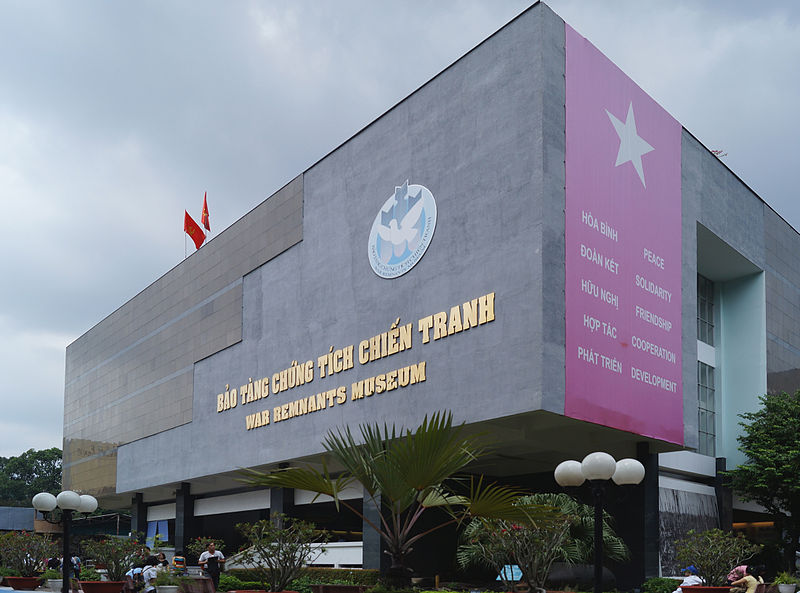 War Remnants Museum (Nha Trung Bay Toi Ac Chien Tranh)