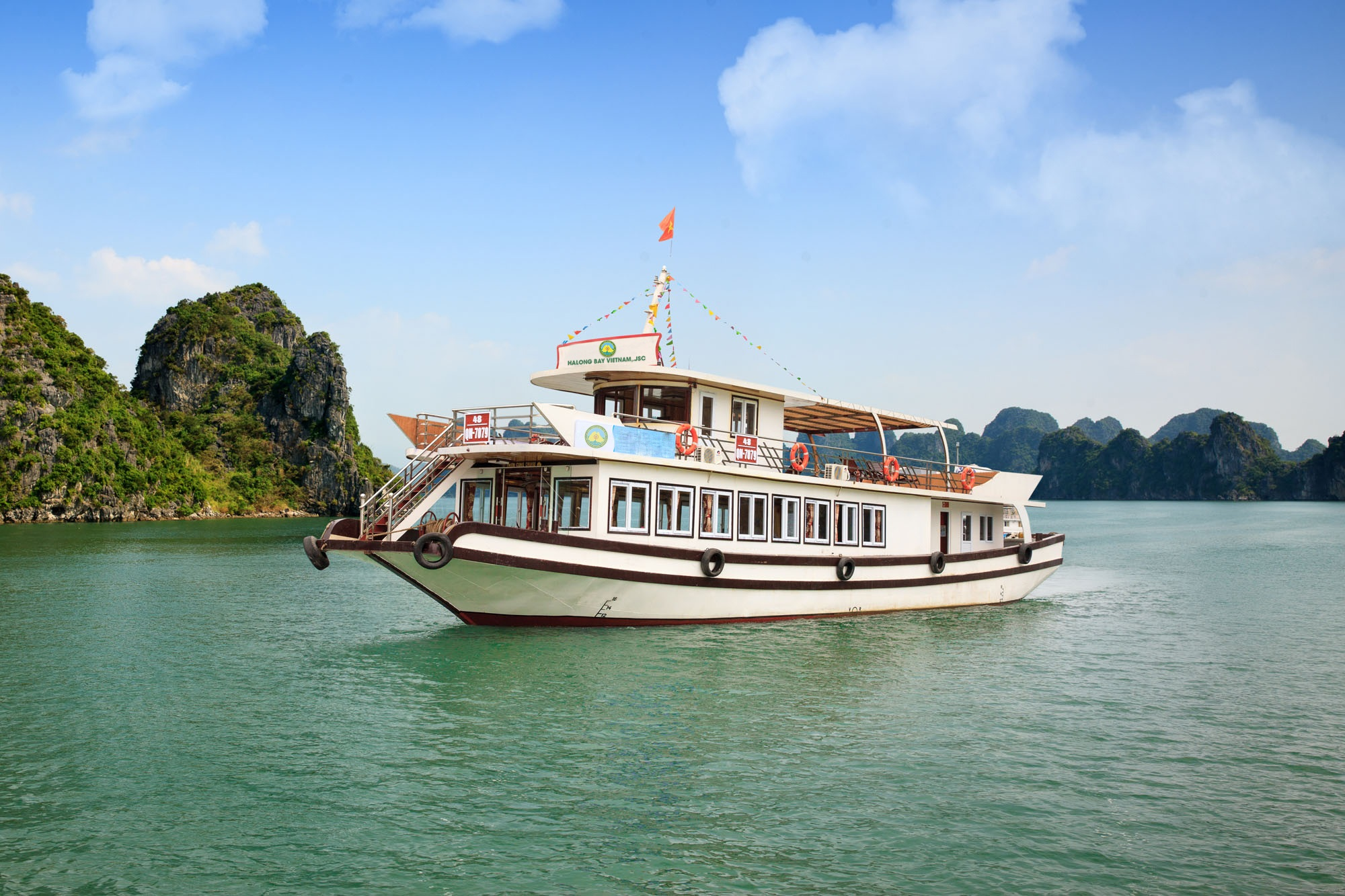 Halong Bay One Day Cruise