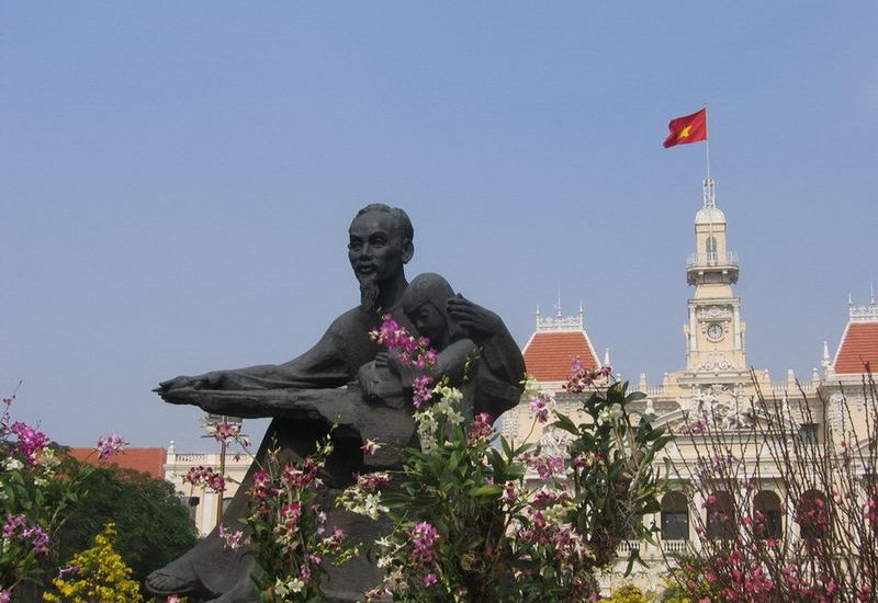 Ho Chi Minh City Travel Photos