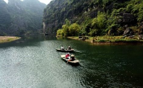 TRANG AN BAI DINH 1 DAY GROUP TOUR