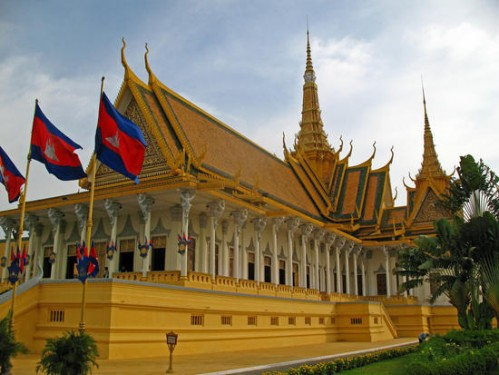 Cambodia package tour 4 days