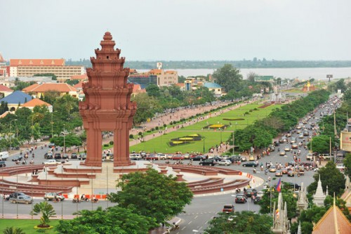 Phnom Penh city tour - 1 day