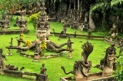 Laos package tour 10 days