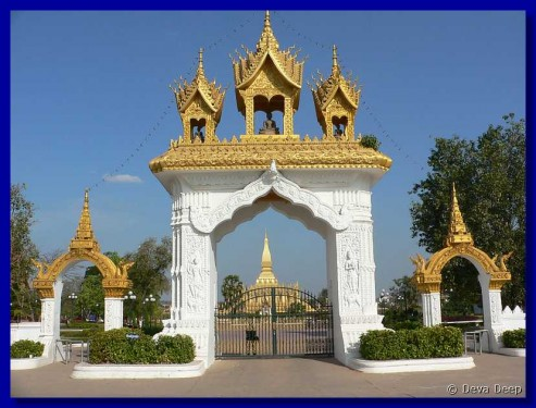 Vientiane city tour - 1 day