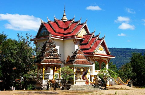Pakse package tour - 4 days